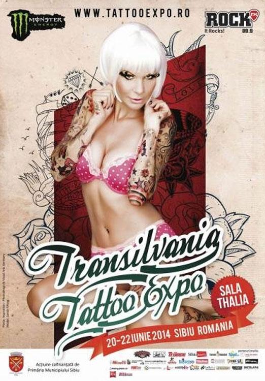 Transilvania Tattoo Expo 2014