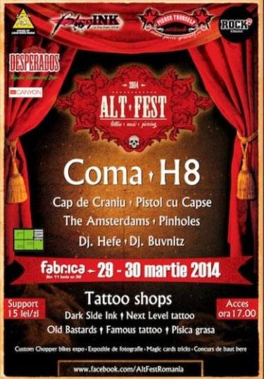 Alt Fest  2014