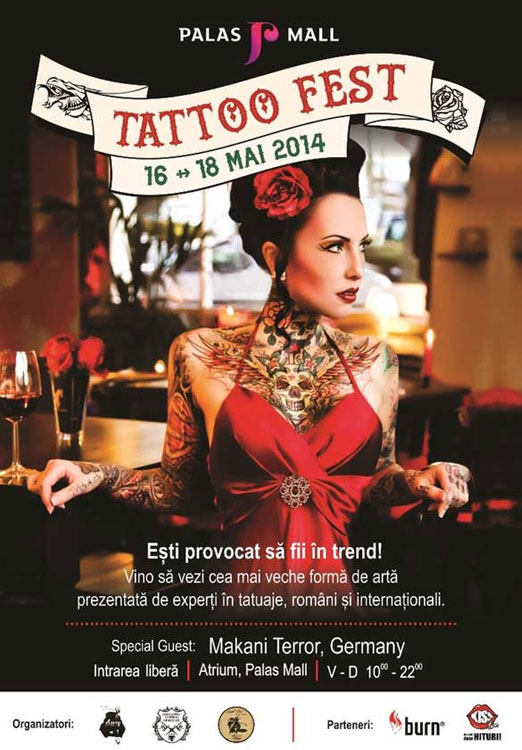 Tattoo Fest Iasi 2014