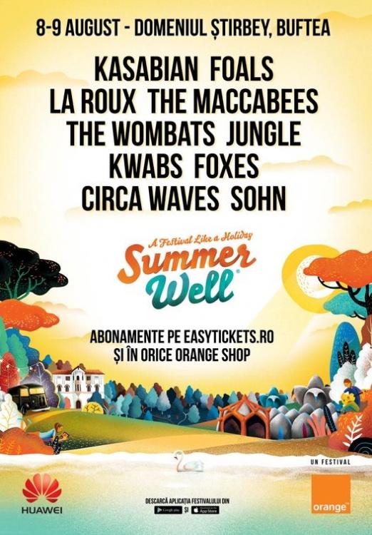 Summer Well Festival 2015