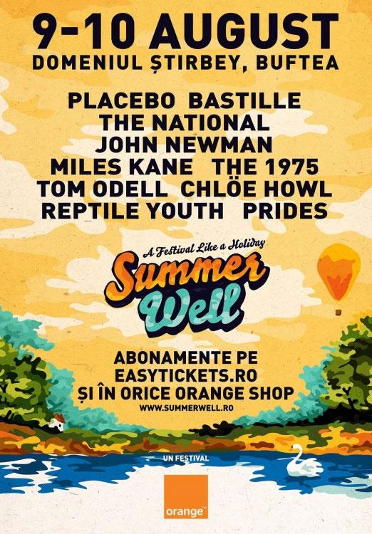 Summer Well Festival 2014