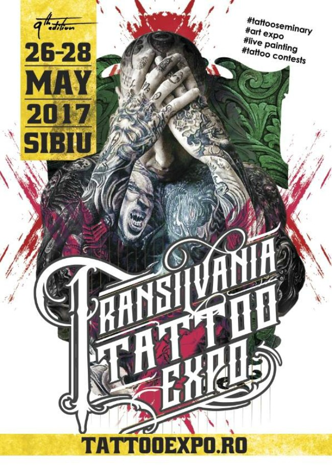 Transilvania Tattoo Expo 2017