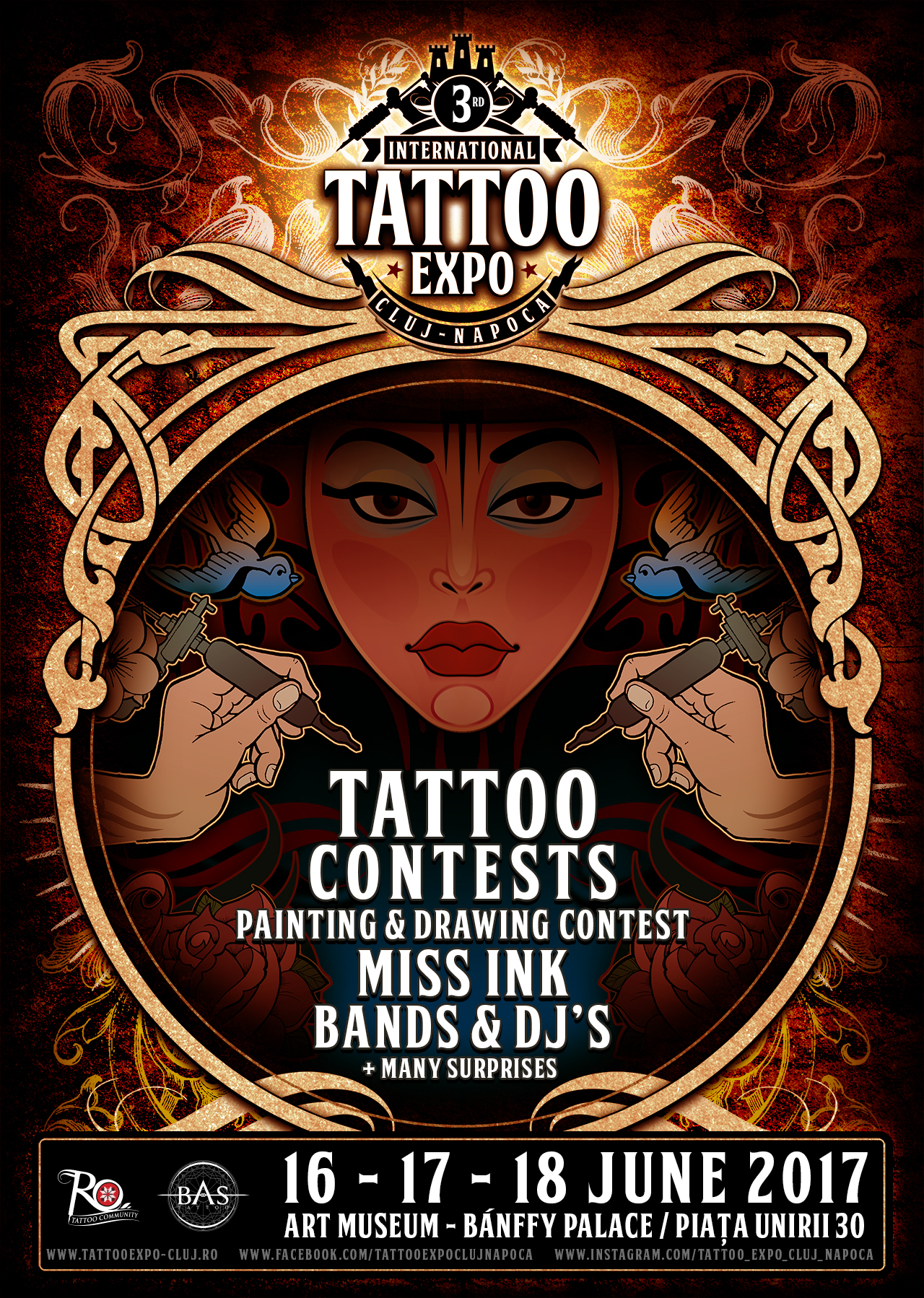 Tattoo Expo Cluj-Napoca 2017